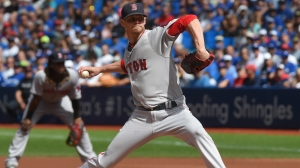 Clay Buchholz Refers To Fenway Park As 'Home' In Return To Boston