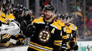 Bruins' David Krejci Continues Dominant Season In Win Over Sabres
