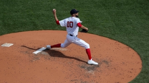 Red Sox's David Price Takes Mound In Game 2 Vs. White Sox At Fenway Park