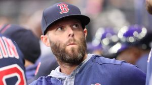 Dustin Pedroia Happy To Be Back Around Red Sox Clubhouse Again