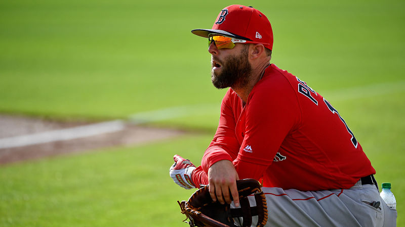 Red Sox Place Dustin Pedroia On 60-Day IL, Claim Phillips Valedez Off Waivers