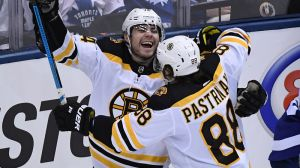Jake DeBrusk, David Pastrnak Show Solidarity With #BlackOutTuesday Posts