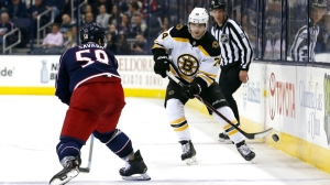 Berkshire Bank Hockey Night In New England: Projected Bruins-Blue Jackets Game 1 Lines, Pairings