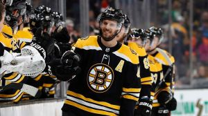 David Krejci Continues Hot Streak In Bruins' Loss To Lightning