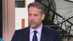 Max Kellerman Lies About 2000 Patriots, Gets Corrected By Damien Woody