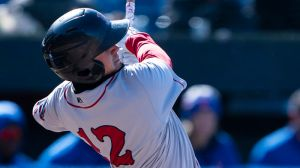 Is Red Sox Prospect Michael Chavis Answer To Club's Second Base Issues?