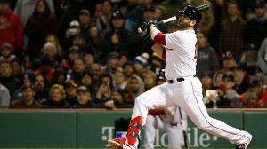Watch Mitch Moreland Rip Homer To Put Red Sox Ahead Of Blue Jays