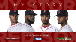 NESN Introduces 'My Story,' New Red Sox Series In Players' Own Words