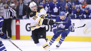 Bruins' Fourth Line Excelled Early In Game 7 Vs. Maple Leafs