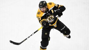 Bruins' Patrice Bergeron Admits He Played Through 'Banged Up' Groin