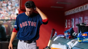 Red Sox Notes: Here's What Rick Porcello Had To Say About Breaking TV Screens