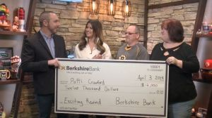 Berkshire Bank Announces Exciting Rewind Mortgage Sweepstakes Winner