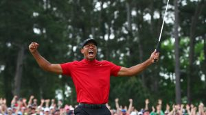 Twitter Erupts With Reactions To Tiger Woods' 2019 Masters Victory
