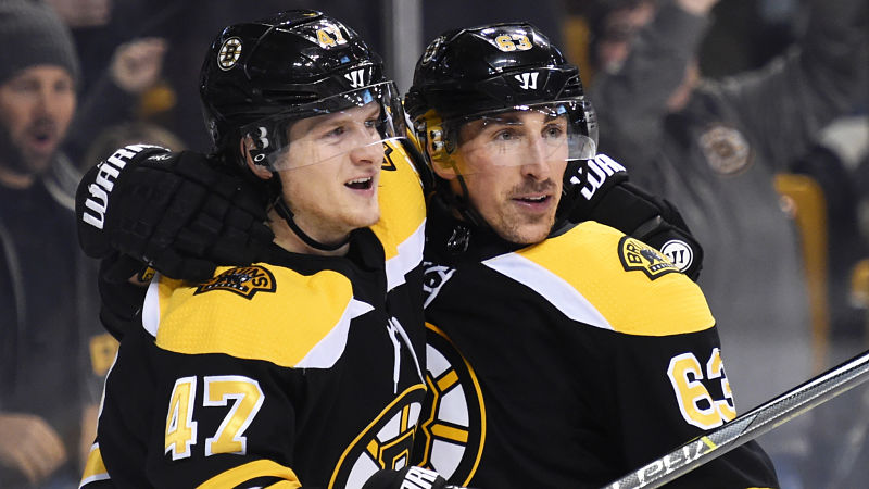 Torey Krug Roasts Brad Marchand (Of Course) In Video About NHL Returning
