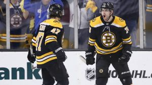 Bruins Trying To 'Forget The Past' Despite Recent Game 7 Success Vs. Maple Leafs