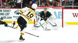 Ford F-150 Final Five Facts: Bruins' Zach Senyshyn Scores In NHL Debut