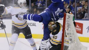 Ford F-150 Final Five Facts: Bruins Fall 3-2 In Game 3 Vs. Maple Leafs