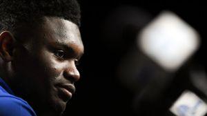 Zion Williamson: 'Honestly, I Don't Want To Leave' Duke University