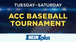 2019 ACC Baseball Tournament: Dates, Times For All Games On NESNplus