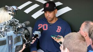 Alex Cora Commends J.D. Martinez's 'Pretty' Road Trip After Win Vs. Angels