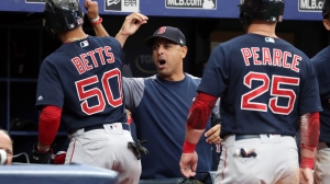Alex Cora's Red Sox Wall Of Wins Can Be Yours In Support Of Jimmy Fund Radio-Telethon