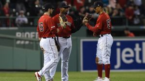 Is Donald Trump Trying To Take Some Credit For Red Sox's Sweep Of Mariners?