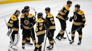 Bruins Approaching Historic Win Total As Postseason Run Continues
