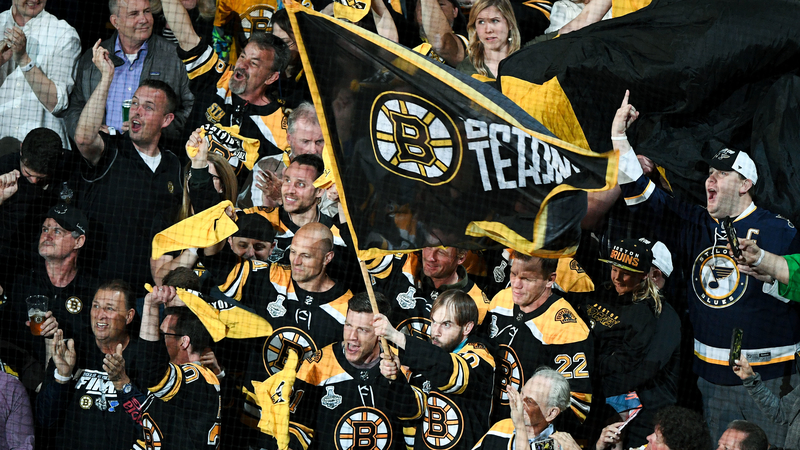 Relive Rich Peverley's Bruins Encore Twitter Takeover For 2011 ECF Game 3