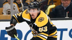 Brad Marchand Leads Charge In Bruins' 3-0 Home-Opening Win Vs. Devils