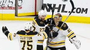 Berkshire Bank Hockey Night In New England: Projected Bruins-Blues Game 3 Lines, Pairings