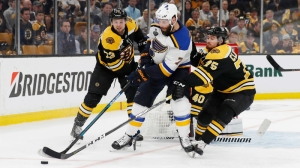 Stanley Cup Final Odds: Bruins Road Underdogs For Game 3 Vs. Blues