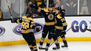 NESN Bruins Intermission Report: Game 2 Heading To Overtime