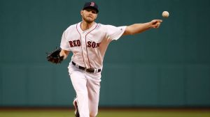 Chris Sale's Agent Reveals Red Sox Pitcher's Arm 'Feels Really Good'