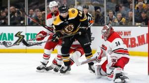 Berkshire Bank Hockey Night In New England: Projected Bruins-Hurricanes Game 2 Lineups, Pairings