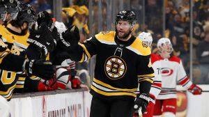Here's What's Next For Bruins, David Backes After Forward Put On Waivers