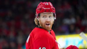 Here's Look At Hurricanes Defense With Dougie Hamilton Back For Game 1 Vs. Bruins
