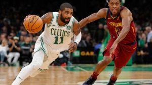 Xfinity Report: Kyrie Irving To Nets Ignites Boston-New York Rivalry In New Way