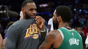 NBA Rumors: Kyrie Irving 'Has Had Discussions' About Playing For Lakers