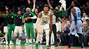 Marcus Smart Officially Listed As Questionable For Game 4 Vs. Bucks
