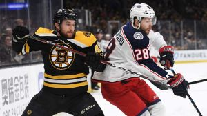 Blue Jackets Lacking Secondary Scoring Against Bruins In Second Round