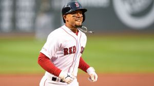 Mookie Betts Thanks Red Sox Fans After Spending Six Seasons In Boston
