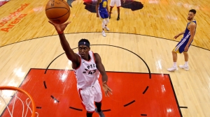 Raptors' Pascal Siakam Honors Late Father With Starring NBA Finals Debut