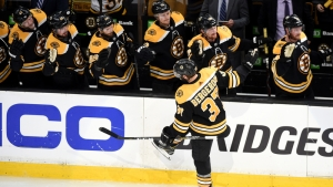 Patrice Bergeron Explains What Made 2018-19 Boston Bruins So Special