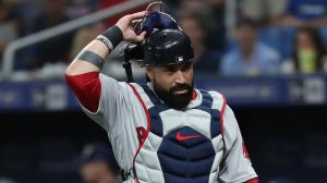 Red Sox Trade Sandy Leon To Indians For Minor League Pitcher