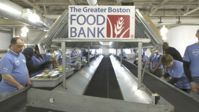 Boston Area Lexus Dealers Donate Over $81,000 To Greater Boston Food Bank