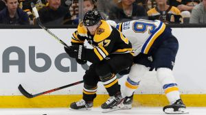 Berkshire Bank Hockey Night In New England: Projected Bruins-Blues Game 2 Lines, Pairings