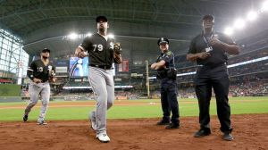 Photographer Clobbered By What Could Be Worst First Pitch Of All-Time