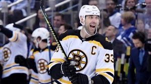 Bruins' Zdeno Chara Drops Epic Hype Video Ahead Of Boston's Home Opener