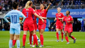 USA Vs. Thailand Live: Score, Highlights Of Women's World Cup Game