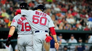 Red Sox's Mookie Betts, Andrew Benintendi Nominees For These ESPY Awards